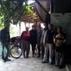 From left to right; Bunyamin, Hadeejay, Gentiana, Christopher, Arda, Gloria, Emel and Kya