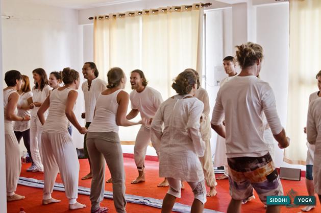 Releasing anger as part of an evening meditation process