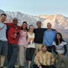 From left to right; Me, Yogesh, Lana, Kirstin, Mel Chor, Abhishek, Dustin, Manjusha and Kristine.