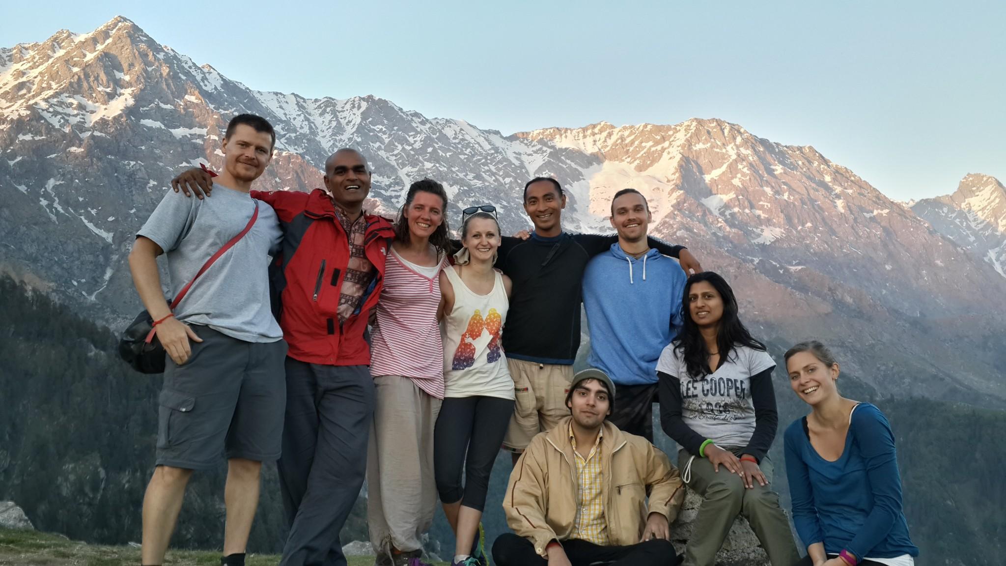 McLeod Ganj to Kathman-Ding-Dang-Du